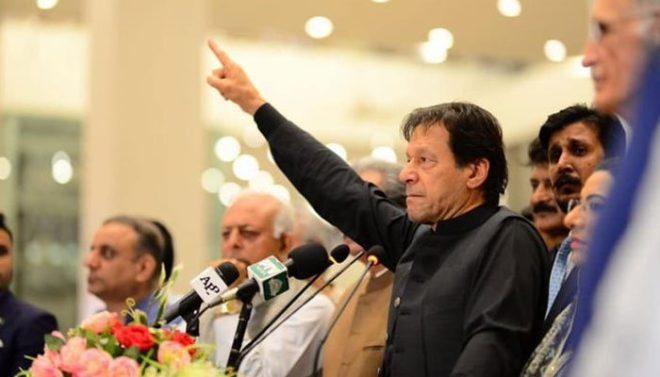 لگتا ہے کسی دورے سے نہیں ورلڈکپ جیت کر آ رہا ہوں: وزیراعظم عمران خان