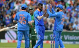 بھارت سے شکست کے بعد بنگلا دیش ورلڈ کپ کی دوڑ سے باہر