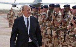 امریکا اور ایران کا جنگ کی طرف بڑھنا بہت بڑی تباہی کو دعوت دینا ہے: فرانس