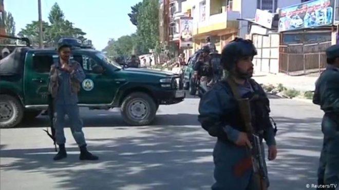 کابل میں متعدد بم دھماکے: کم از کم سات افراد ہلاک، اکیس زخمی