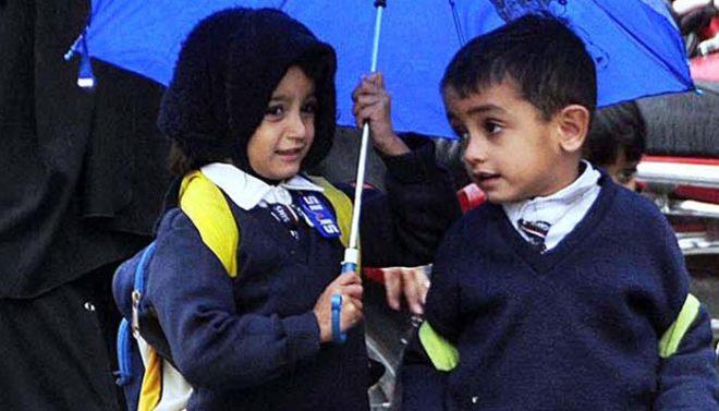 کراچی میں بارش کے باعث آج تمام تعلیمی ادارے بند رہیں گے، محکمہ تعلیم سندھ