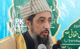 فاٹا میں صوبائی الیکشن کو حکومت اور ریاستی ادارے منصفانہ اور غیر جانبدارانہ کو یقینی بنائے۔ مولانا حامد الحق
