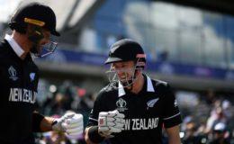 ورلڈکپ 2019 فائنل: نیوزی لینڈ کی انگلینڈ کیخلاف بیٹنگ