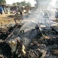 Nigeria Funeral Attack