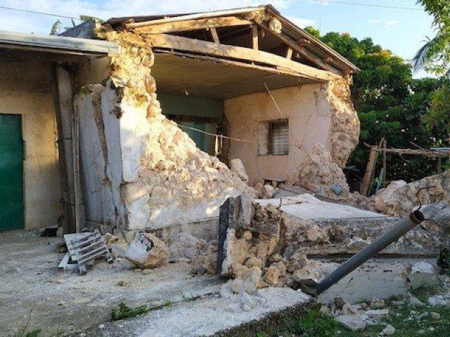 فلپائن میں ہلاکت خیز زلزلوں میں 8 افراد ہلاک، 60 زخمی