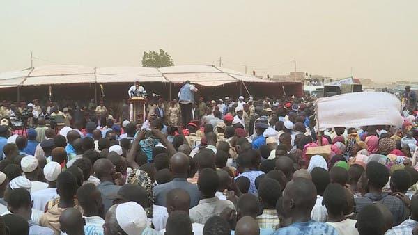 سوڈانی پولیس کی احتجاجی مظاہروں کے ہزاروں شرکاء پر اشک آور گیس کی شیلنگ