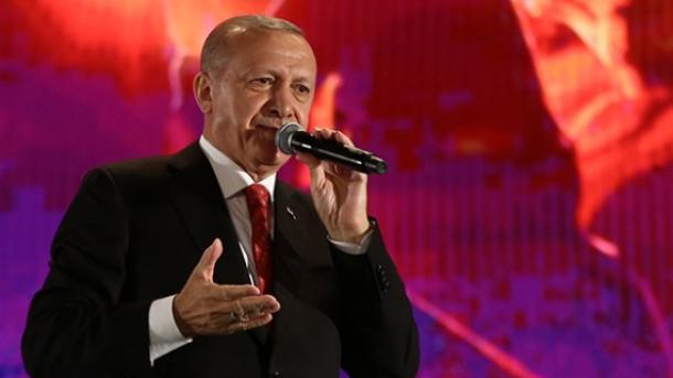 کوئی بھی طاقت ہمارے ملک و وطن پر قبضہ نہیں کر سکتی، صدر ایردوان
