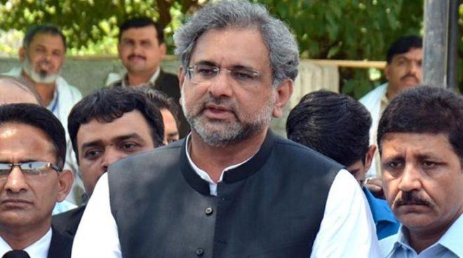 ایل این جی کیس: نیب نے سابق وزیراعظم شاہد خاقان عباسی کو گرفتار کر لیا