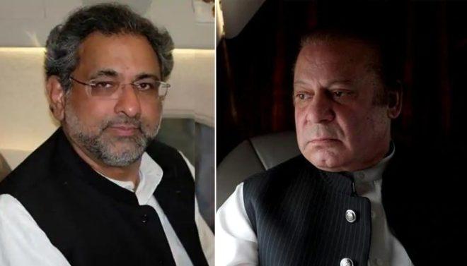 نواز شریف اور شاہد خاقان عباسی کو دی گئی تینوں گاڑیاں واپس لے لی گئیں