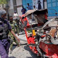 Somalia Suicide Bomb Blast
