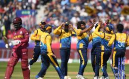ورلڈکپ میں سری لنکا نے ویسٹ انڈیز کو شکست دیدی