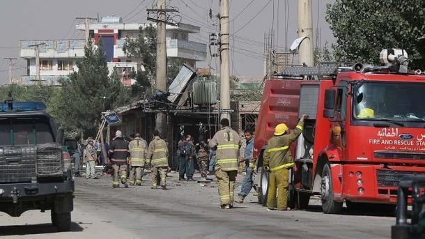 افغانستان: سڑک کنارے بم پھٹ گیا،12 افراد ہلاک