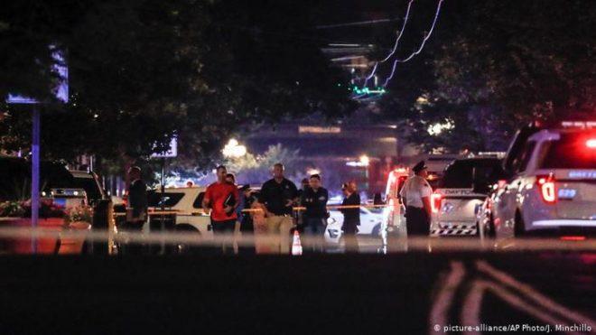 امریکا میں شوٹنگ کا ایک اور خونریز واقعہ، مزید نو ہلاکتیں