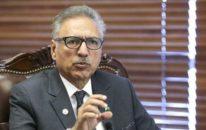 حکومت ہند کی لگائی آگ اس کے سیکولرزم کو خاک کر دے گی : صدر پاکستان