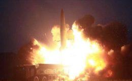 شمالی کوریا: ہمارے نئے میزائل تجربات امریکہ اور جنوبی کوریا کے لئے ایک وارننگ ہیں