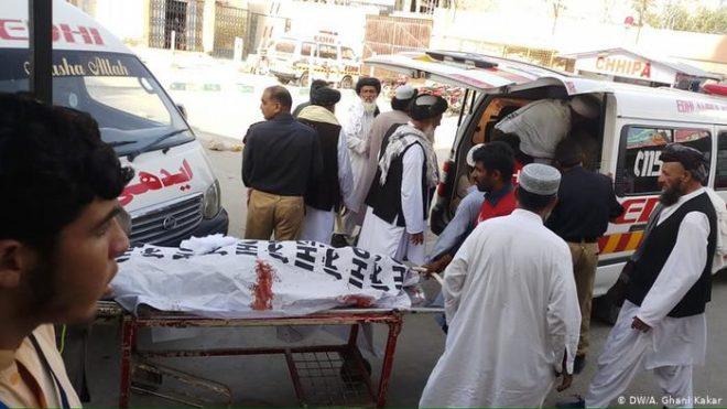 بلوچستان: مدرسے میں دھماکا، افغان طالبان سربراہ کا بھائی ہلاک