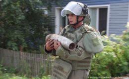 روس کی فوجی تنصیب میں دھماکا، پانچ افراد ہلاک