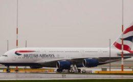 برطانیہ: لندن کی 100 کے قریب پروازیں منسوخ