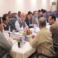 CM Punjab Meeting