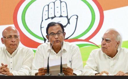 کشمیر پر بھارتی اقدام کی مخالفت کرنے والے سابق وزیر چدم برم گرفتار