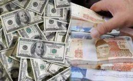 گزشتہ کاروباری ہفتے روپیہ ڈالر پر حاوی، سٹاک مارکیٹ میں تنزلی