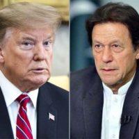 Donald Trump - Imran Khan