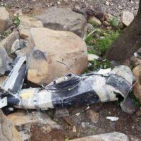 Drone Plane Crash