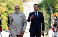 مسئلہ کشمیر پاک بھارت کو مل کر حل کرنا ہو گا: فرانس