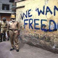 Freedom of Kashmir
