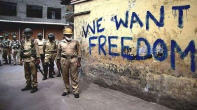 Freedom of Kashmir