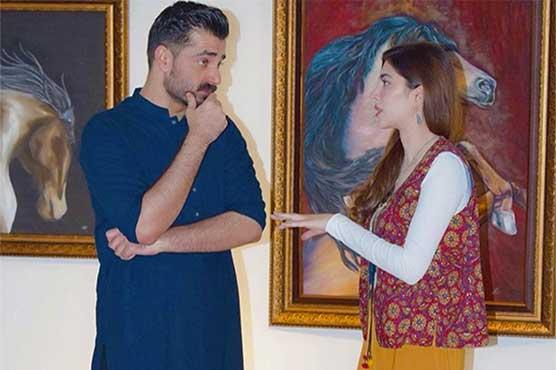 اداکار حمزہ علی عباسی اور اداکارہ نیمل خاور کی شادی طے؟