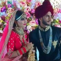 Hasan Ali Marriage