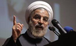 ایرانی تیل کی فروخت پر پابندی کے بعد عالمی آبی گذرگاہیں بھی محفوظ نہیں رہیں گی: حسن روحانی