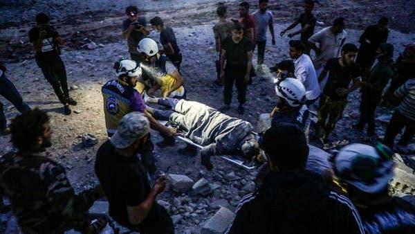 شامی اور روسی فوج کے صوبہ ادلب میں فضائی حملے، 15 شہری ہلاک