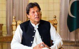 بھارت مقبوضہ کشمیر سے توجہ ہٹانے کیلئے جھوٹا آپریشن کر سکتا ہے۔ عمران خان