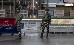 کشمیر: لندن میں 'پرتشدد' مظاہرہ، مودی کی بورس جانسن سے گفتگو