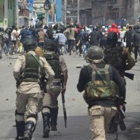 Indian Army Protesters