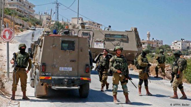 اسرائیلی جوابی کارروائی، چار فلسطینی ہلاک
