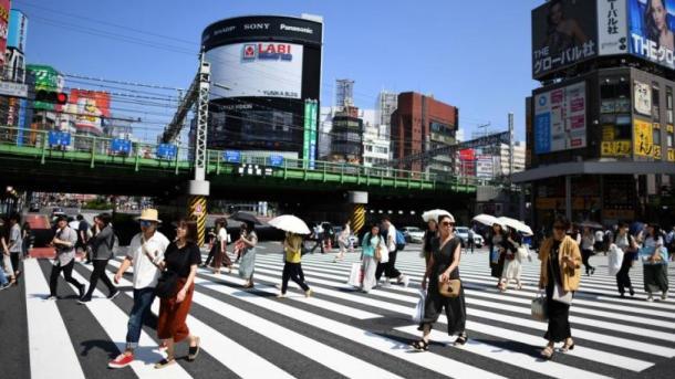 جاپان: شدید گرمی کی وجہ سے 7 افراد ہلاک