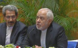 جوہری پروگرام پر دوبارہ بحث خارج ازامکان ہے: جواد ظریف