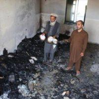 Kabul School Fire