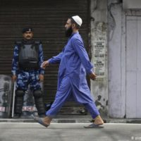 Kashmir Security