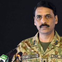 Major General Asif Ghafoor