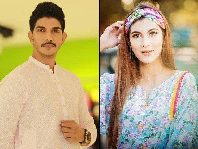 نازش جہانگیر نے محسن عباس سے شادی کی خبروں  پر خاموشی توڑ دی