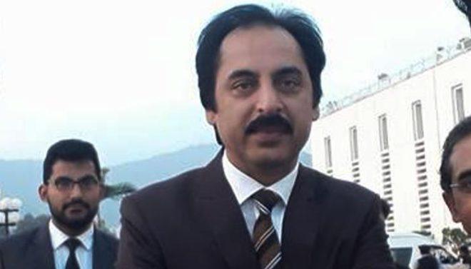 اسلام آباد میں نیب کے ڈپٹی پراسیکیوٹر جنرل مظفر عباسی پر فائرنگ کا واقعہ