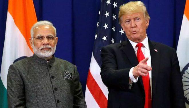 ٹرمپ کا مودی کو فون، پاک بھارت تناؤ کم کرنے کی ضرورت پر زور