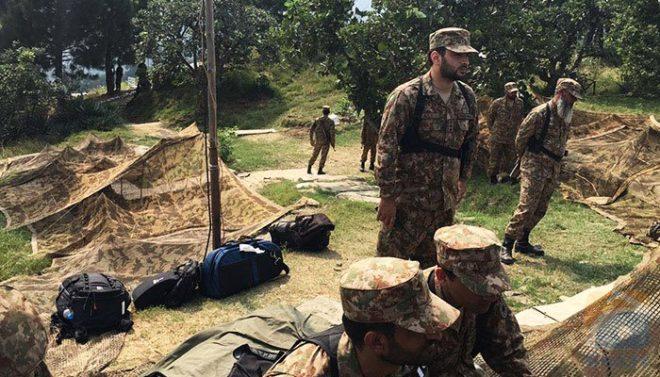 کنٹرول لائن پر پاک فوج کا بھارت کو منہ توڑ جواب، افسر سمیت 6 بھارتی فوجی ہلاک