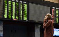 پاکستان اسٹاک ایکسچینج میں آٹھ روز کی مسلسل منفی لہر کا زور ٹوٹ گیا