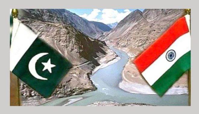 بھارت نے پاکستانی انڈس واٹر کمشنر کو پانی کا ڈیٹا فراہم کر دیا