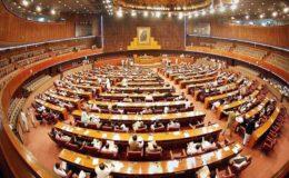 مقبوضہ کشمیر کے معاملے پر پارلیمنٹ کا مشترکہ اجلاس شروع